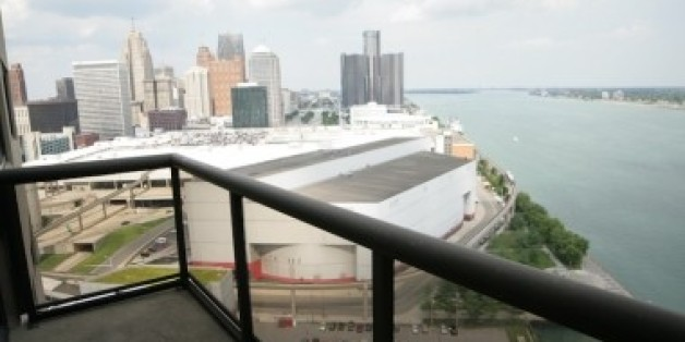 Detroit Luxury Apartment Condo And Loft Rents Skyrocket Despite City Bankruptcy Photos Huffpost