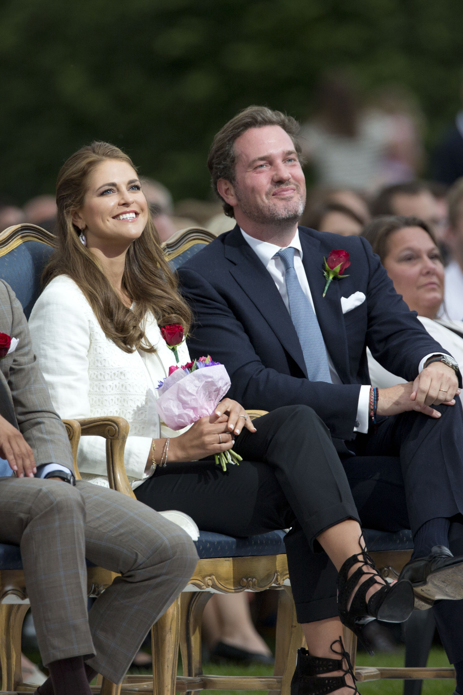 Princess Madeleine Pregnant With First Child 12 Weeks ...