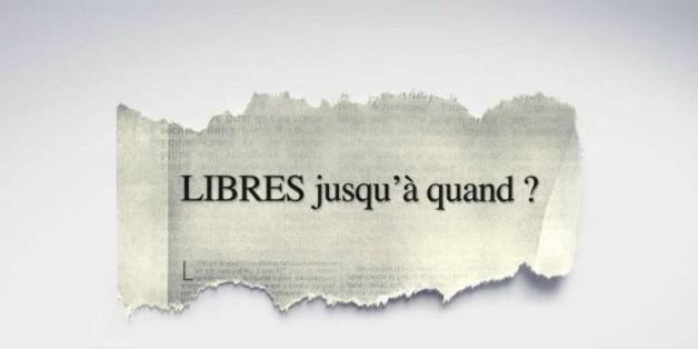 Affiche de Reporters sans frontières - Tunisie 2011