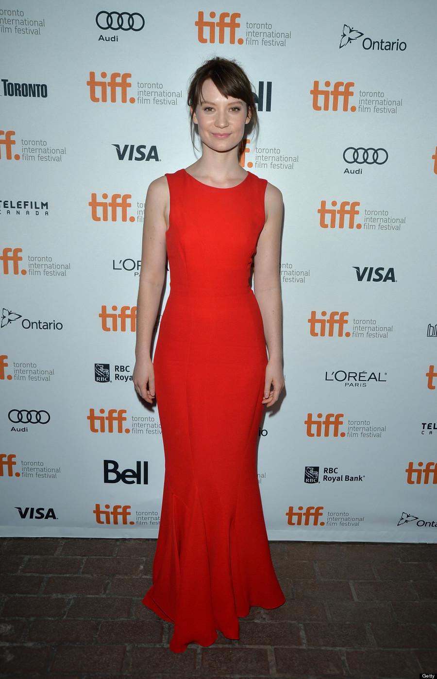 Mia Wasikowska TIFF 2013: Actress Joins Tom Hiddleston And Anton ...