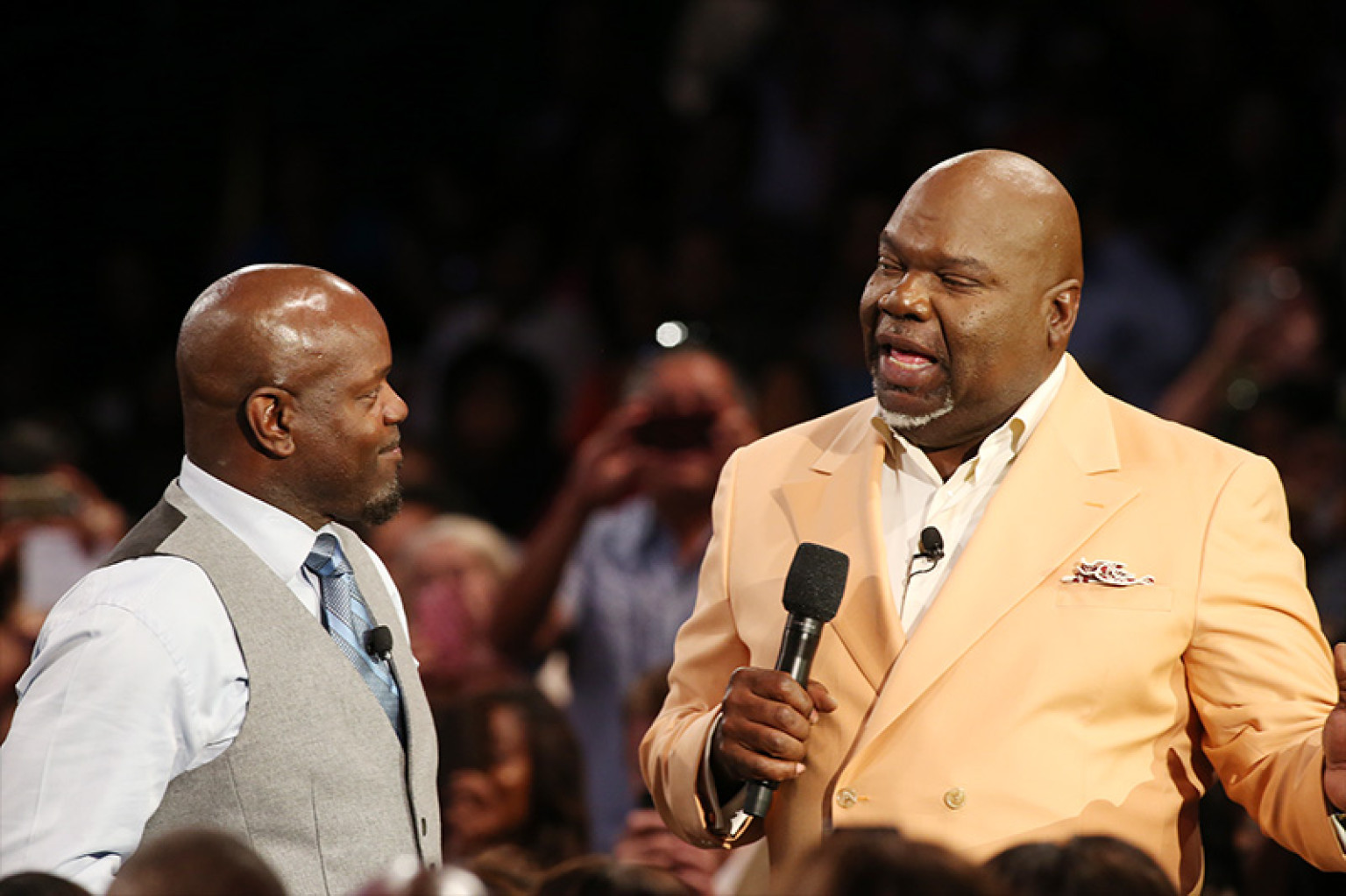 Emmitt Smith, NFL Star, Says He Fought To Be In His Daughter's Life (VIDEO)  | HuffPost