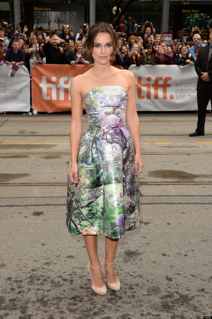 Toronto Film Festival's Best Dressed: Keira Knightley's Double Hit