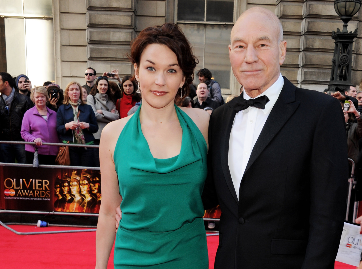 Patrick Stewart Marries Sunny Ozell | HuffPost