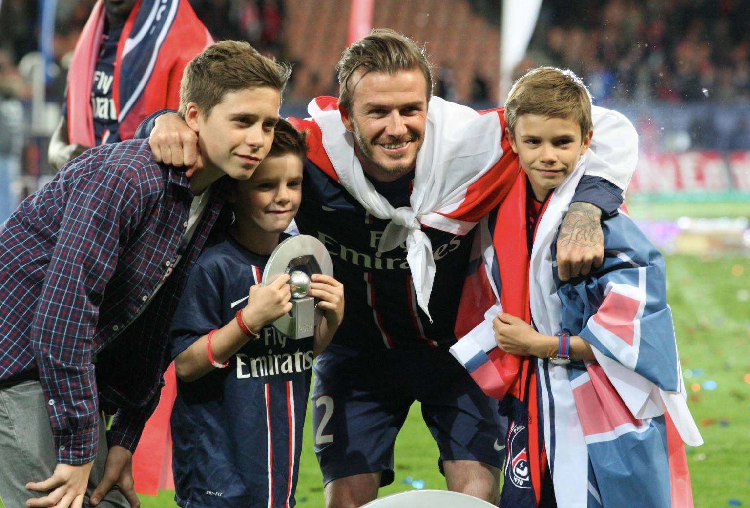 Romeo Beckham 'Signs For Arsenal' | HuffPost UK
