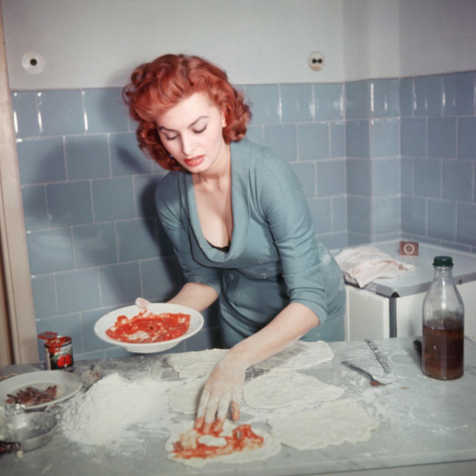 This Photo Of Sophia Loren Makes Us Oh So Happy Huffpost