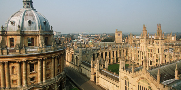 Oxford University Scraps Postgraduate Wealth Test Following Damien Shannon Law Suit