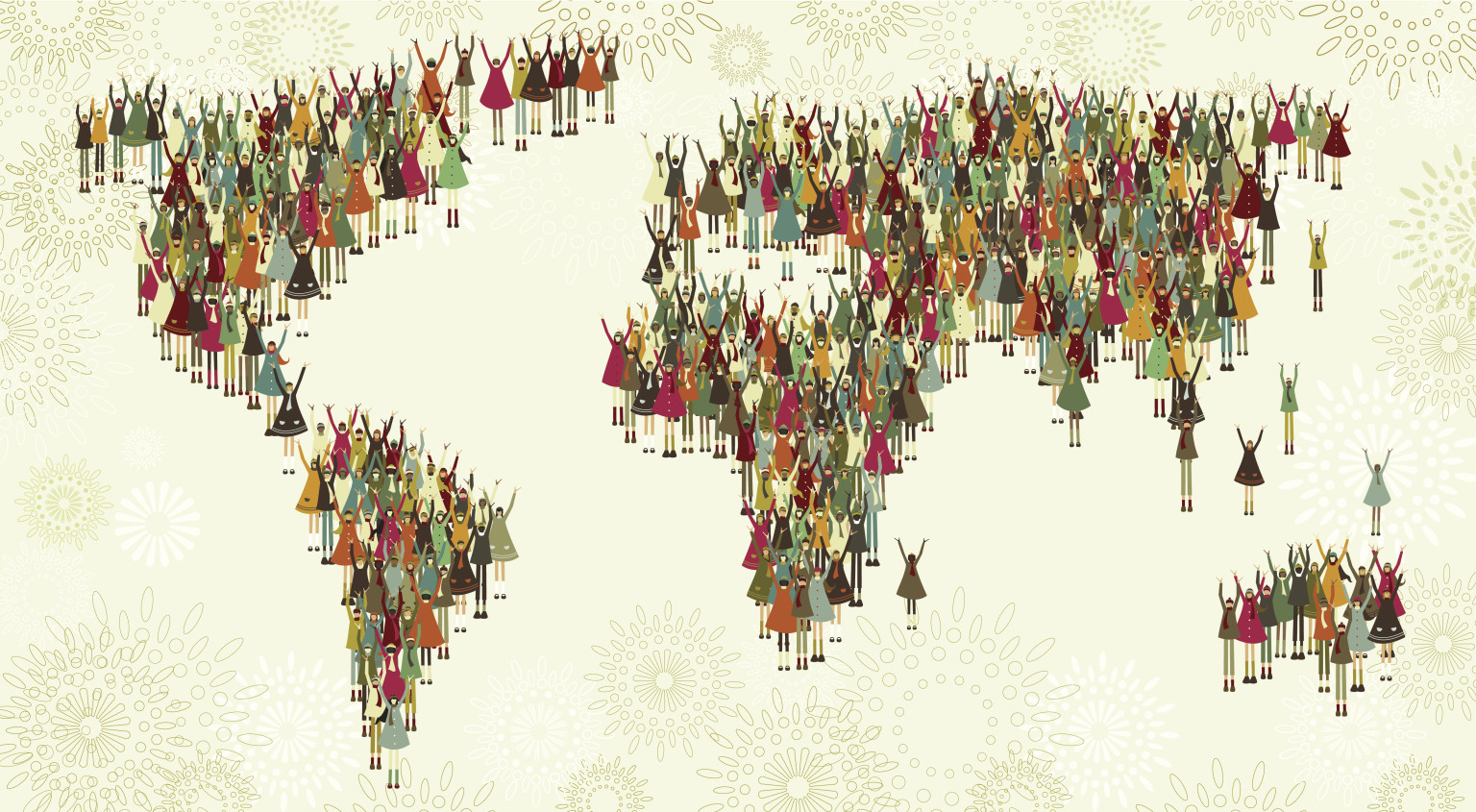 The world explained in maps huffpost gumiabroncs Choice Image