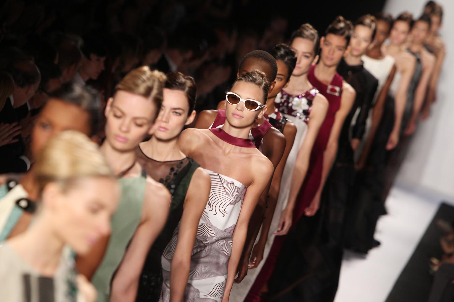 LA Fashion Week LAFW 12