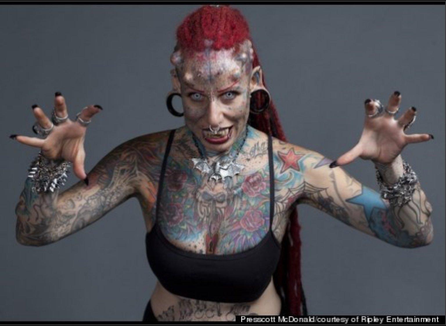 Tattoo full body