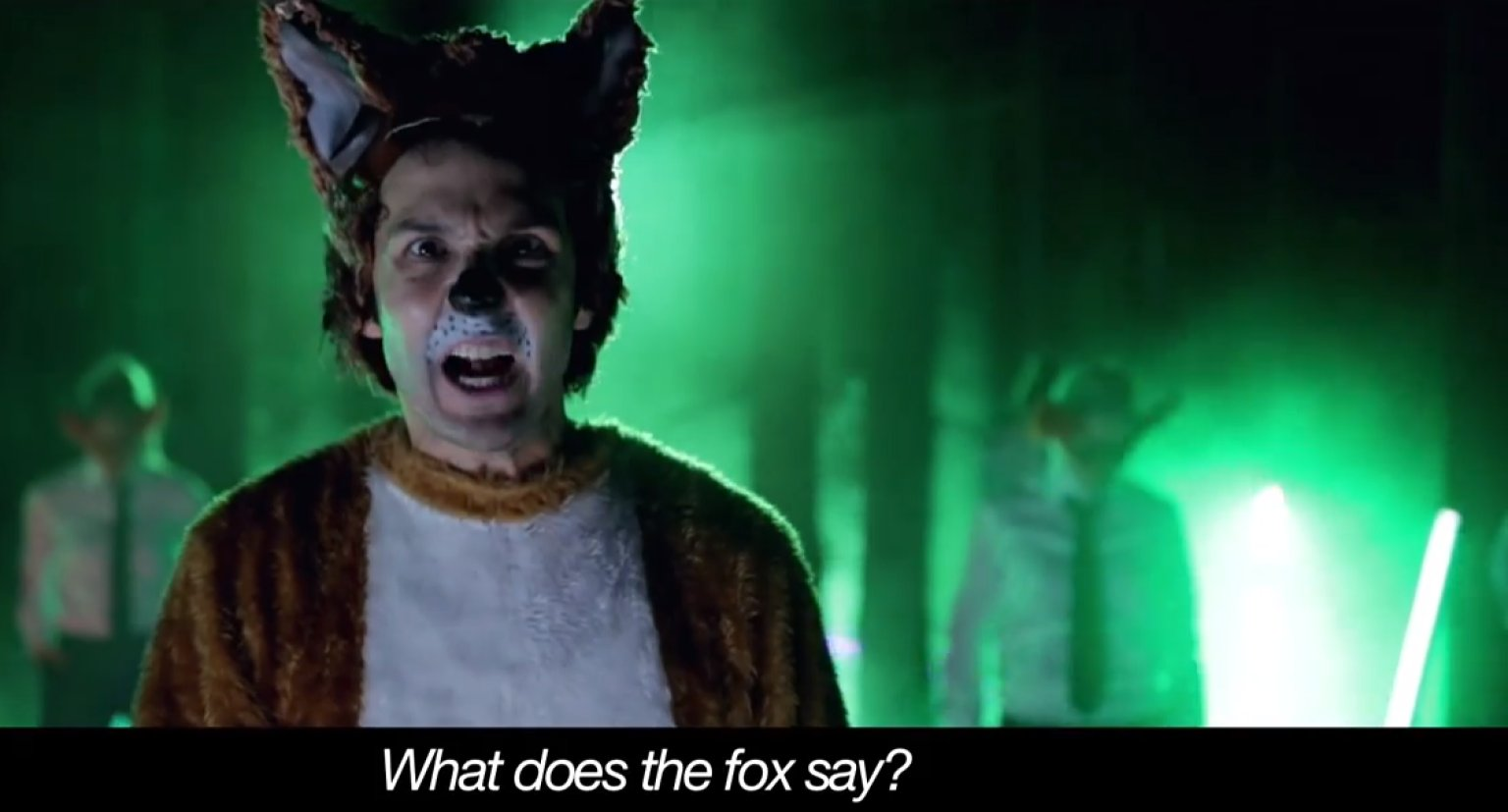 What Does The Fox Say? Experts Weigh In | HuffPost - photo#25