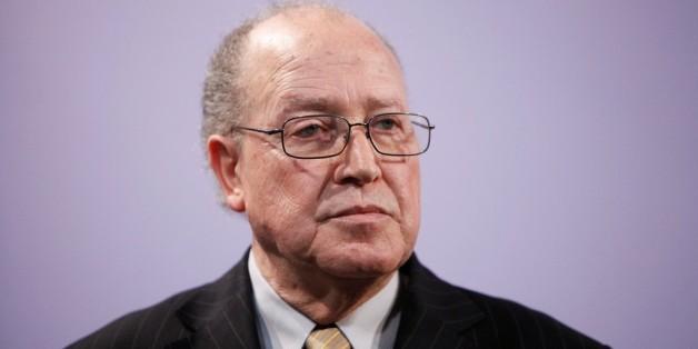 Mustapha Ben Jaâfar, président de l'Assemblée nationale constituante.