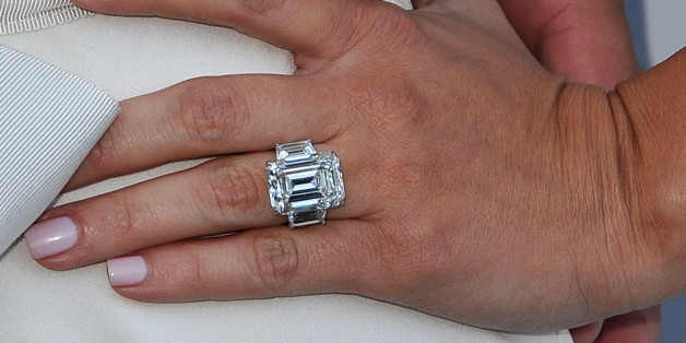 Image result for kim kardashian kris humphries engagement ring
