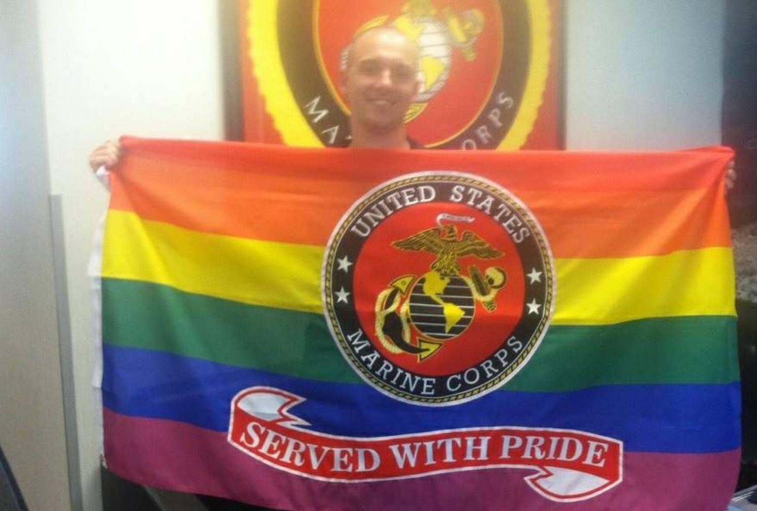 Gay marine dating site
