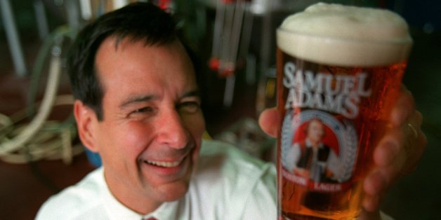 Jim Koch, Sam Adams Beer Creator, Becomes Craft Beer's First Billionaire