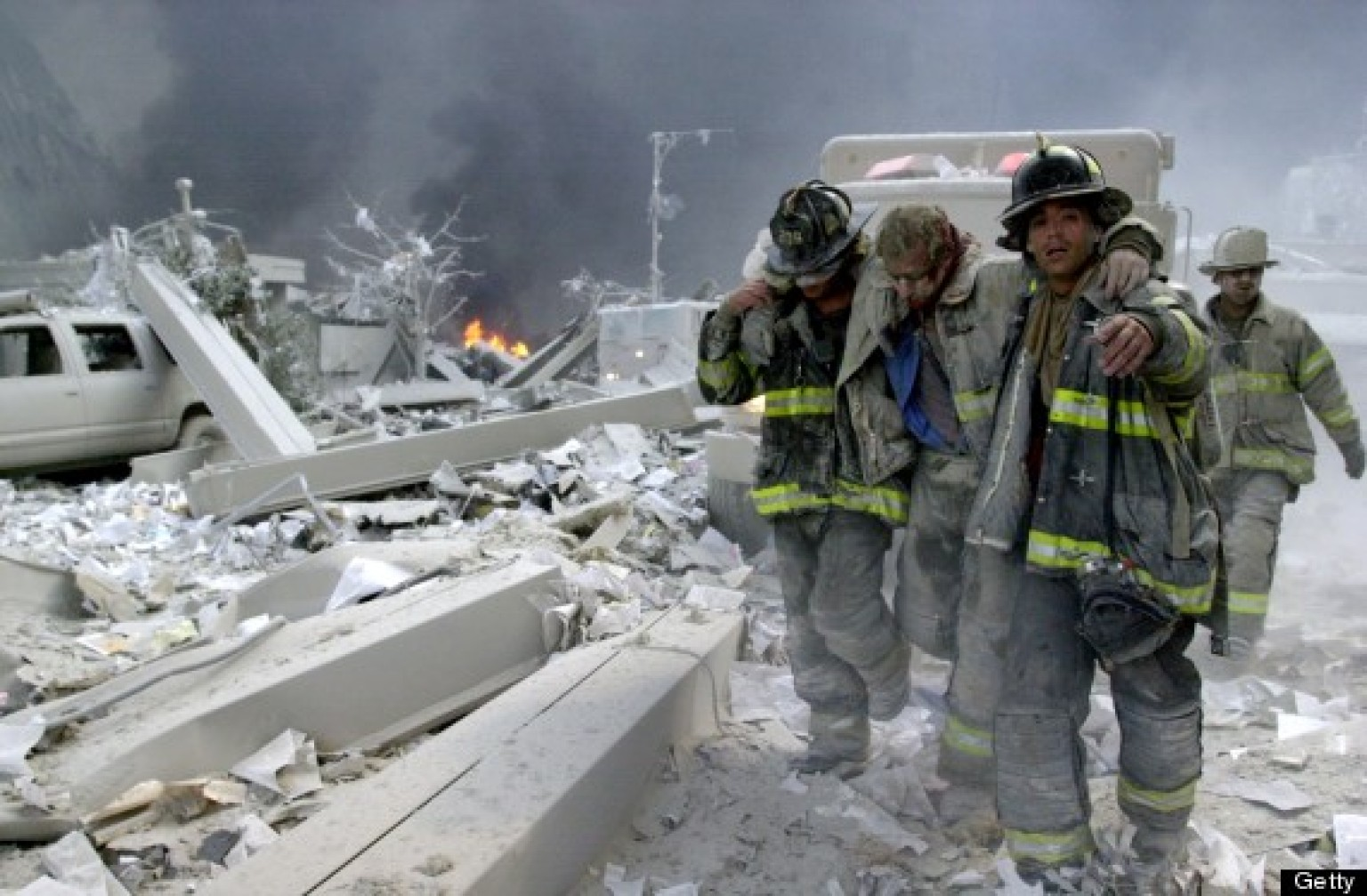 Casualties of the September 11 attacks - Wikipedia