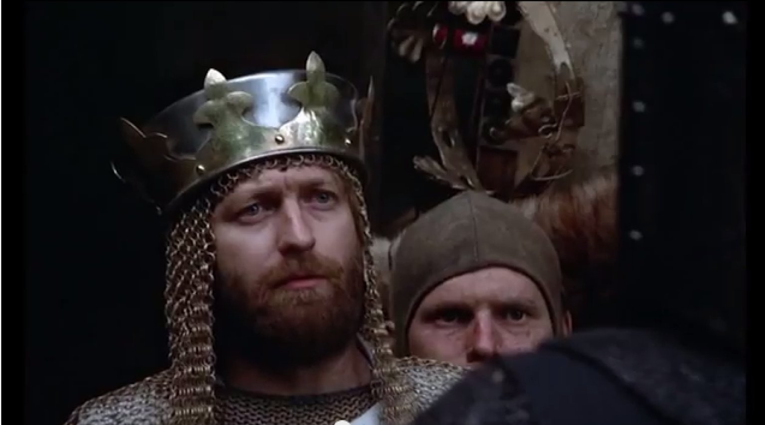 'Monty Python And The Holy Grail' Gets An Intense, Modern ...