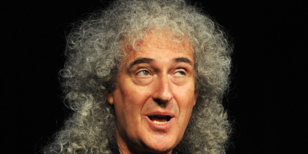 Brian May has sparked a row with his 'genocide' comments