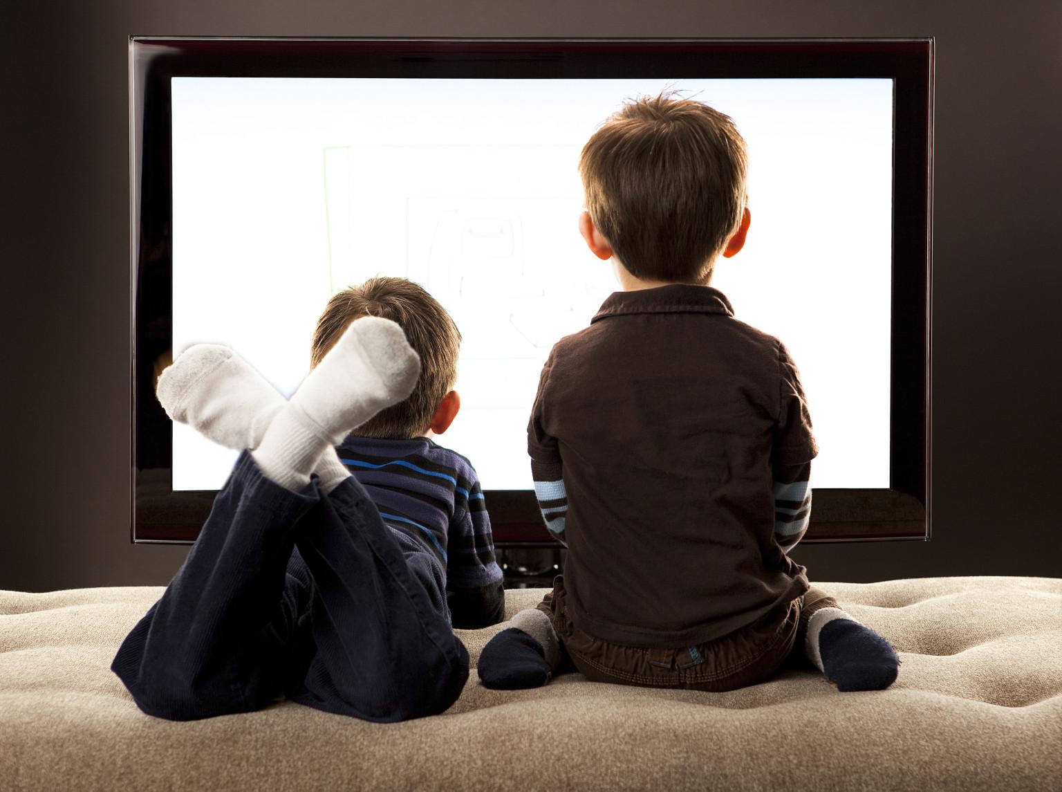 Hasil gambar untuk kid watch tv