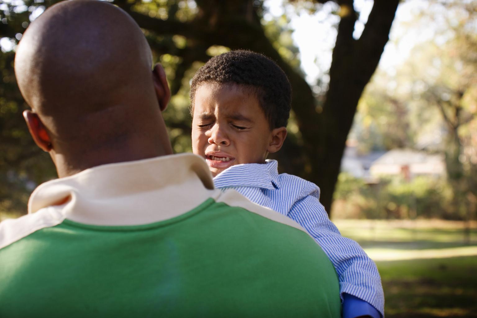 Kết quả hình ảnh cho DON'T SUPPRESS THE CHILD'S EMOTIONS