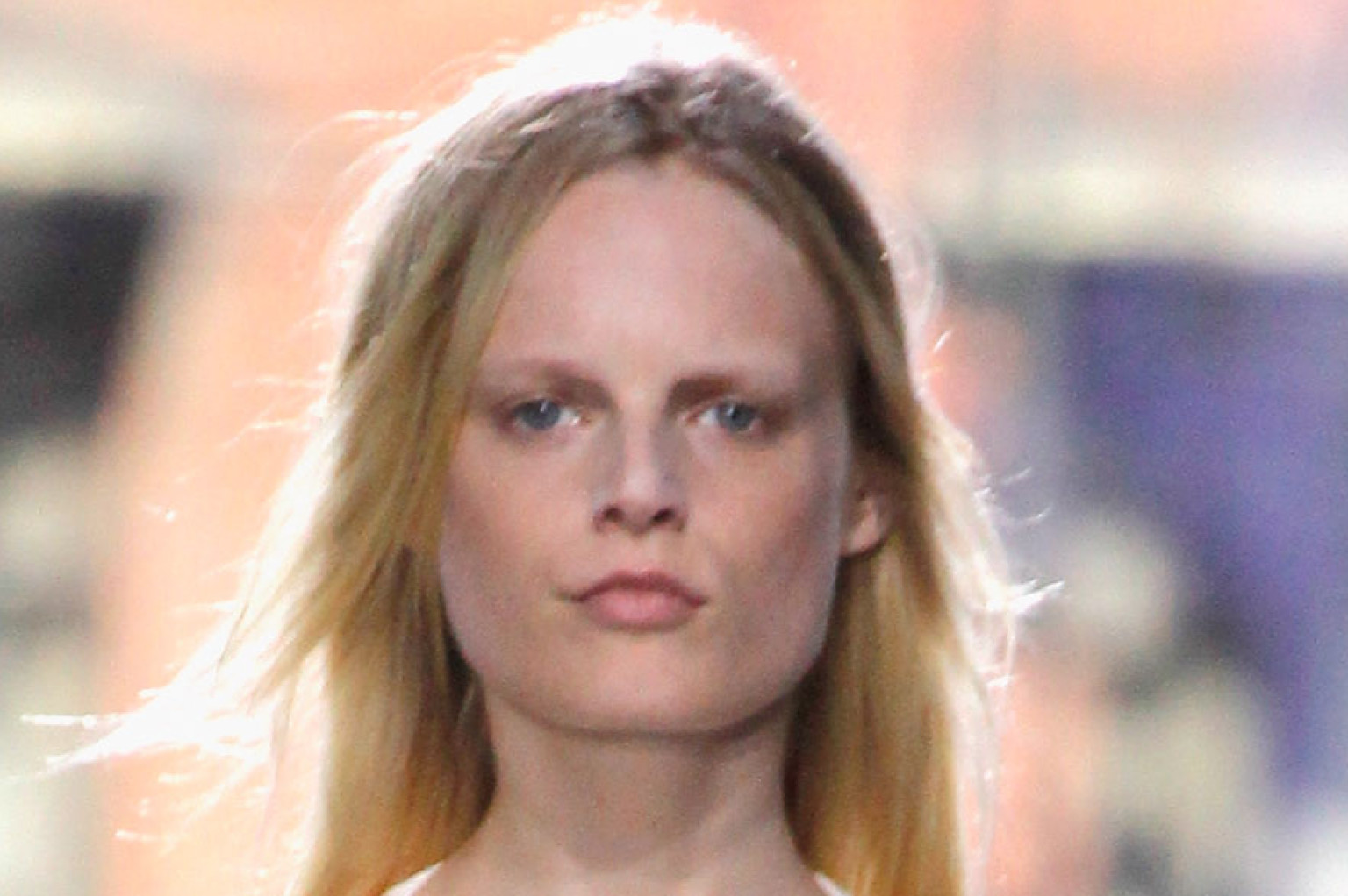 Fashion Week Look Of The Day: Proenza Schouler Shines, Literally (PHOTO)
