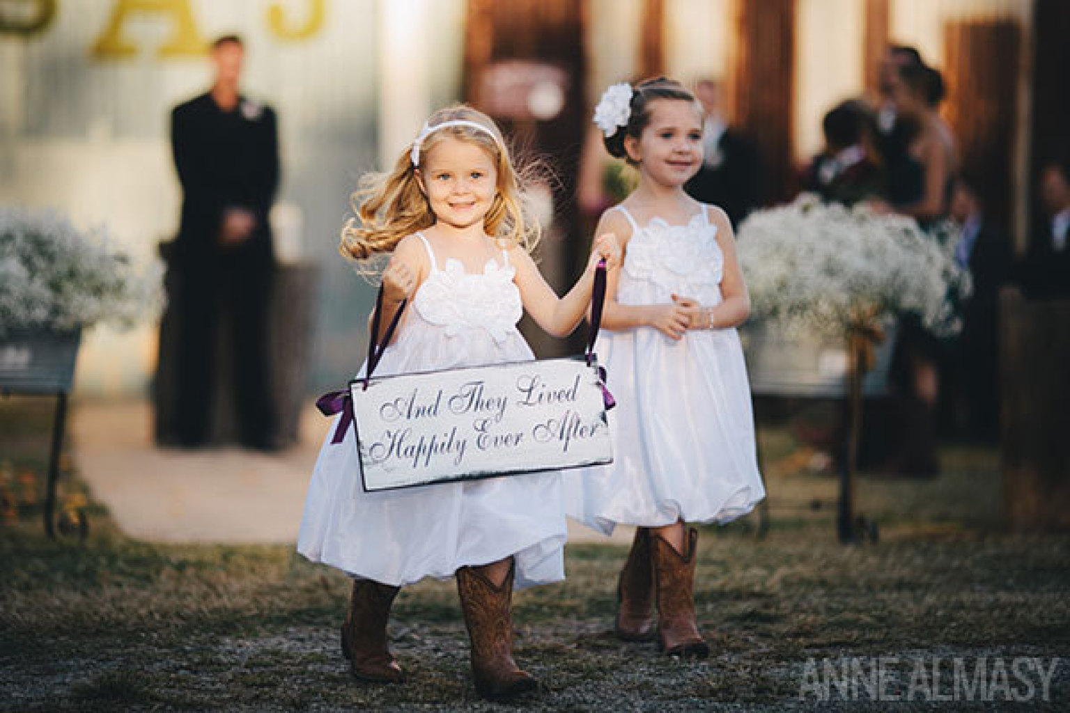 A Case For Kiddos 7 Reasons To Invite Children Your Wedding Huffpost
