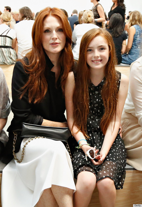 julianne moore daughter
