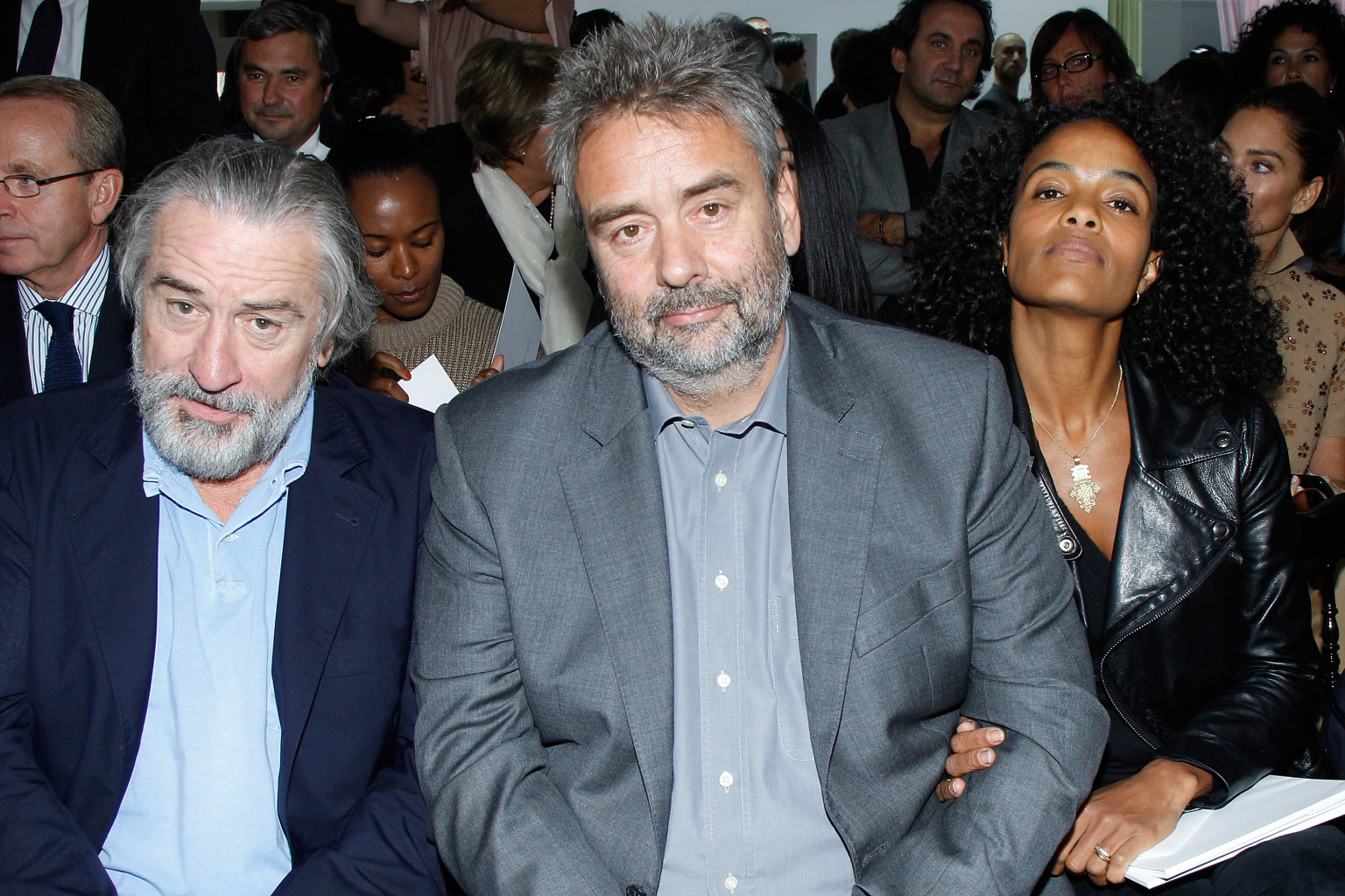 Luc Besson Wanted 'Hon...