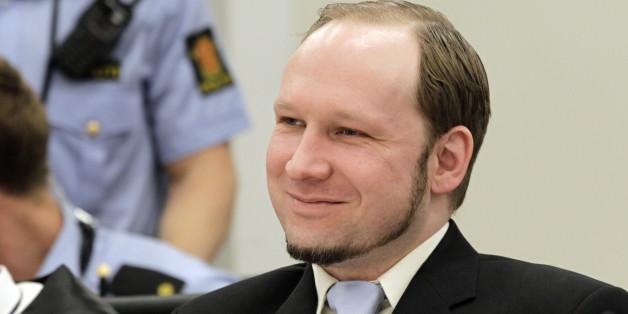 Breivik Photo: Anders Breivik Enrolls In University Of Oslo Political