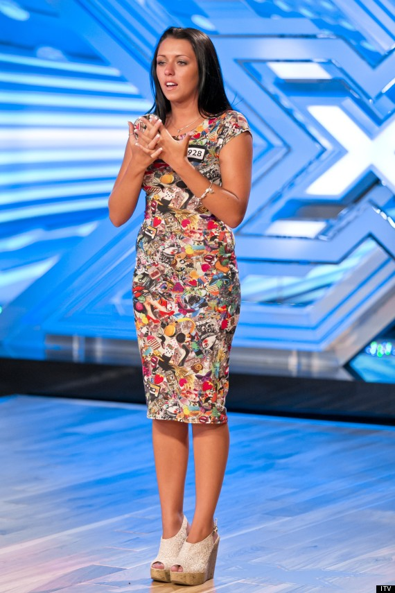 stephanie woods x factor