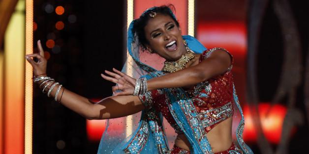 Nina Davuluri, d'origine indienne, a remporté l'édition 2013 de Miss America