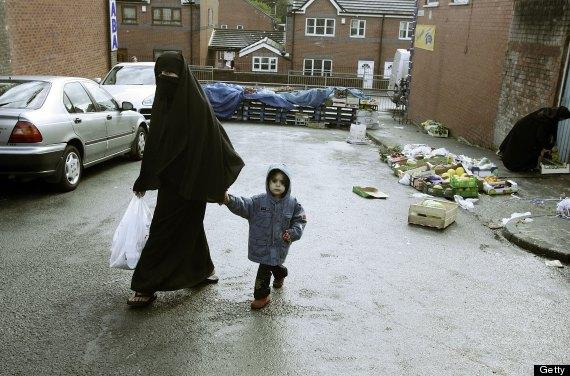 niqab uk