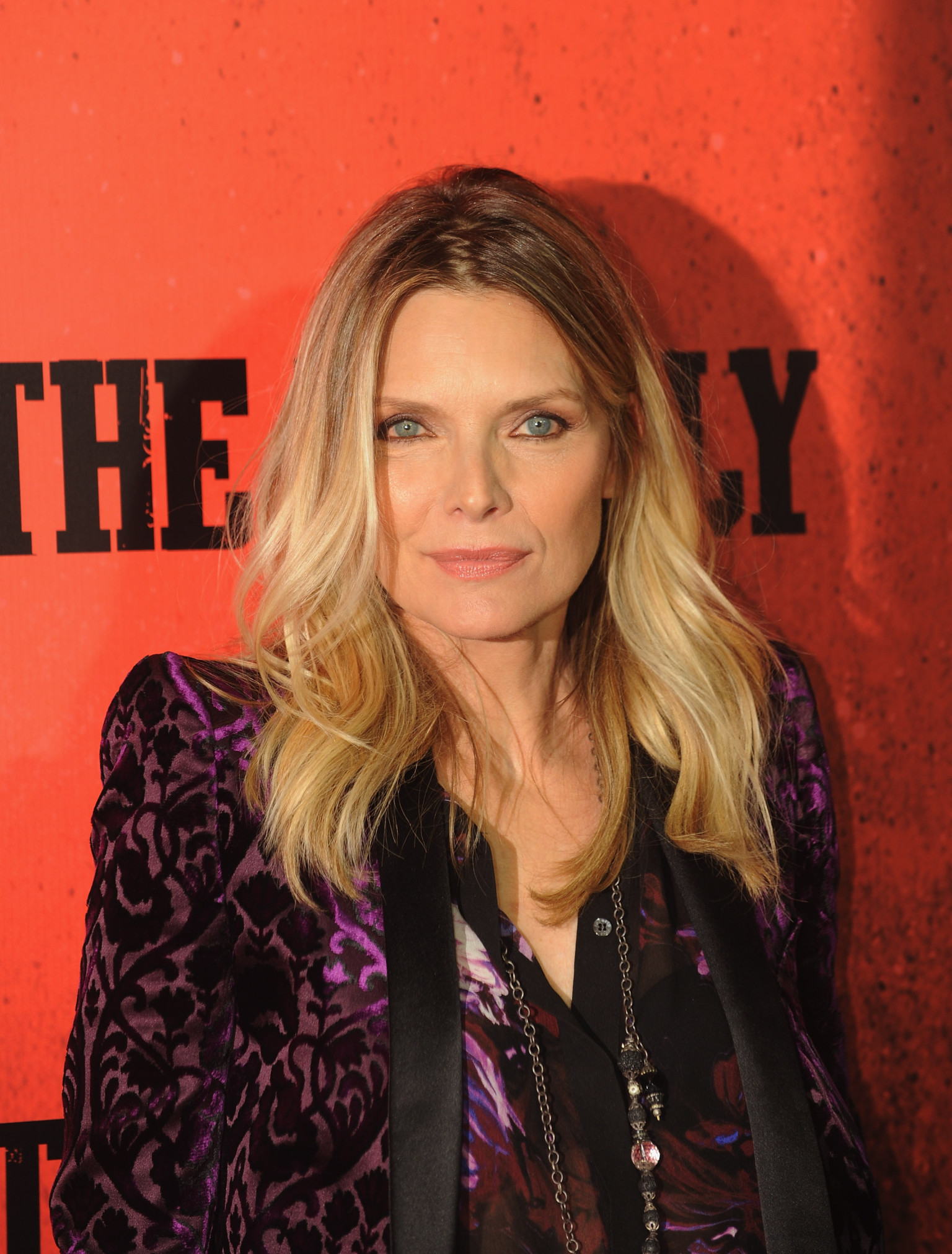 Best Makeup For Older Women: Michelle Pfeiffer On Aging In Hollywood: 'It Can Wreak