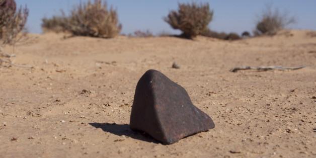 En 2001, une météorite s'était écrasée le sol du gouvernorat de Tataouine, plus exactement dans la région de Beni Mhira