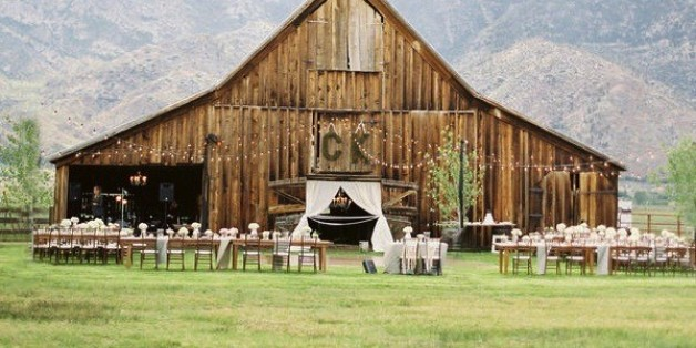 Wedding Venues: 10 Reception Locations You\'ll Wish Were Yours | HuffPost