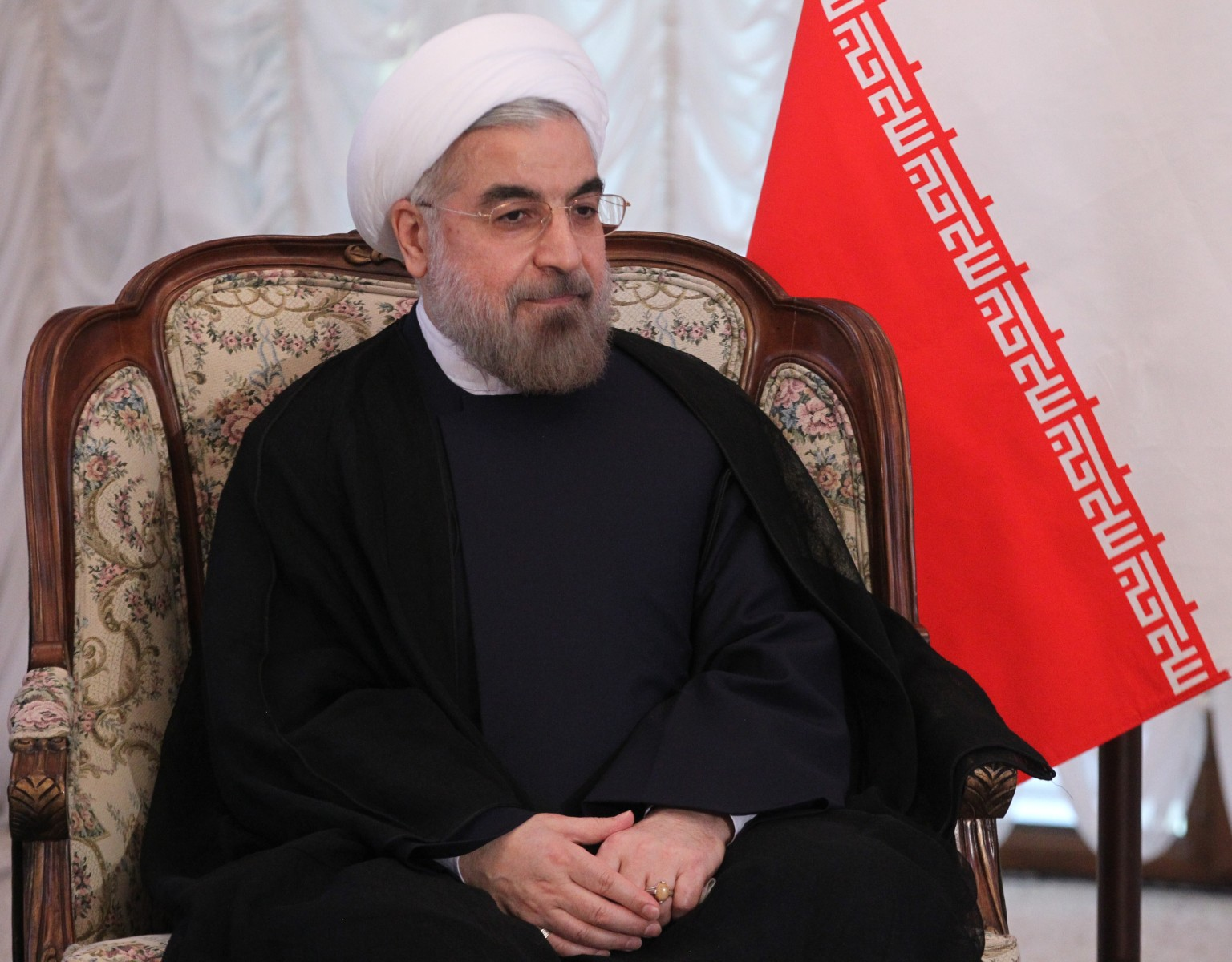 Hassan Rouhani In Washington Post Urges World Leaders To