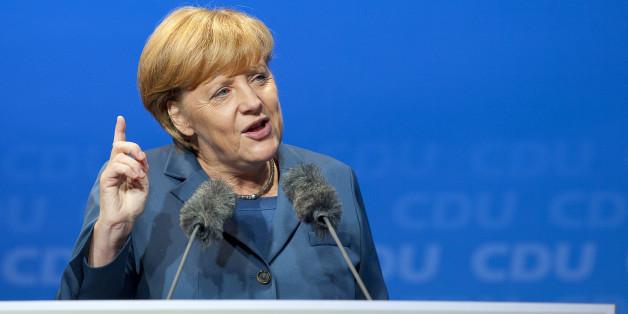 Marr on Merkel