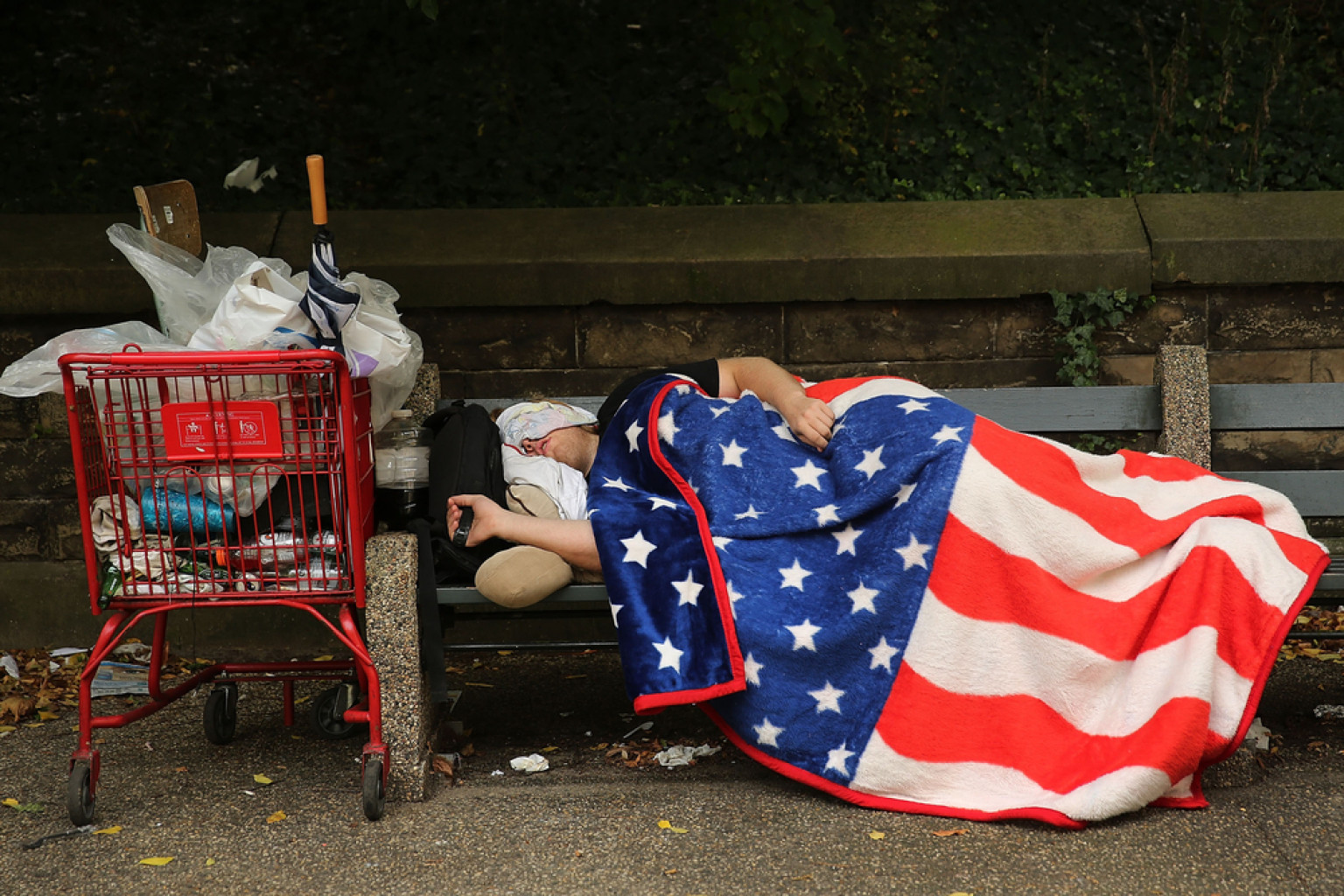 the problem of poverty in america In his inaugural address, us president donald trump listed out the problems he  saw in a declining america at the top of his list: mothers and.