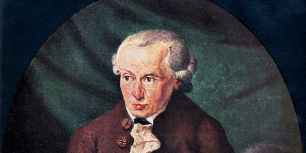 Immanuel Kant - portrait. Painting by Döbler, 1791. German Prussian philosopher, 22 April 1724 - 12 February 1804.  (Photo by Culture Club/Getty Images)