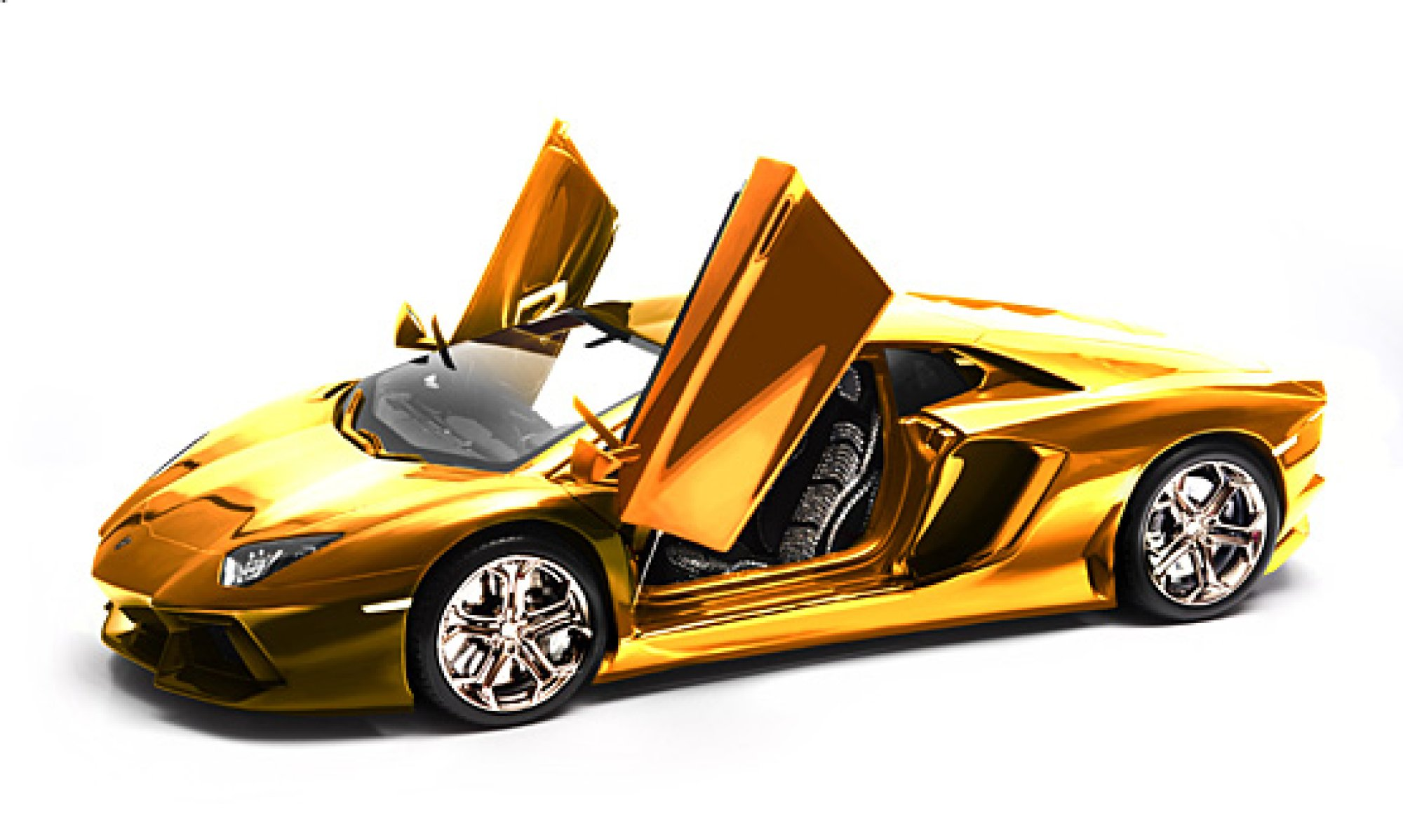 this gold plated lamborghini model car will set you back. Black Bedroom Furniture Sets. Home Design Ideas