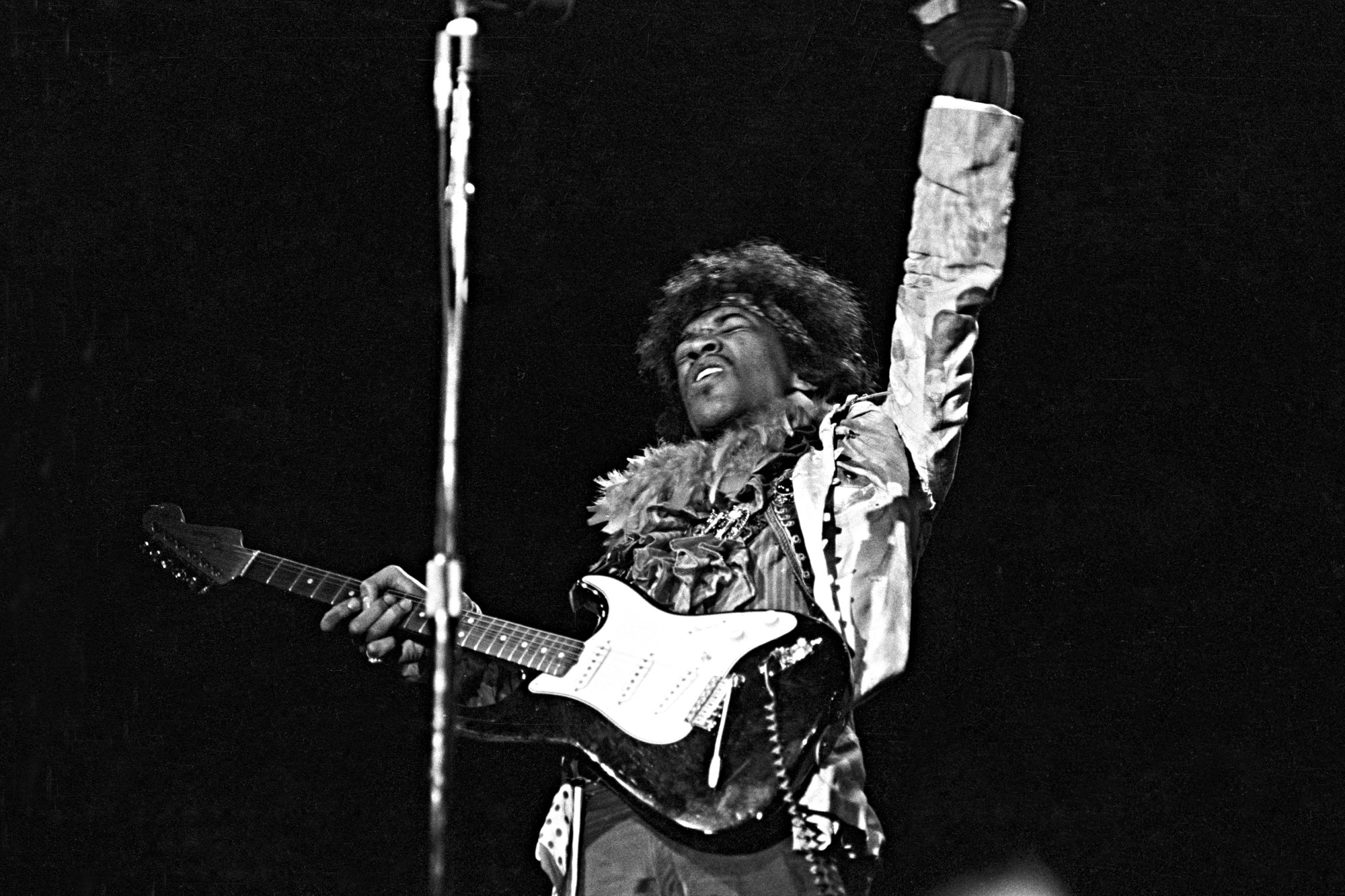 Jimi Hendrix Death Anniversary Remembering The Famed