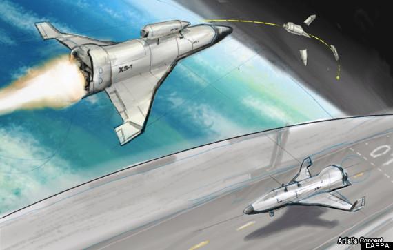 darpa spaceplane