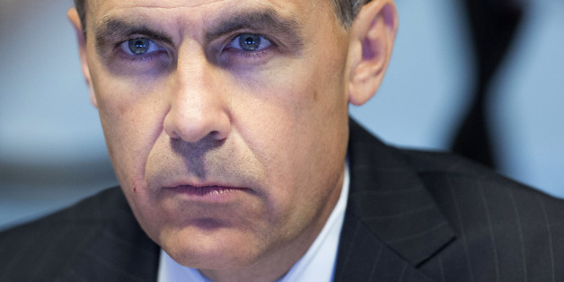 Mark Carney saw his Monetary Policy Committee divided on the speed of economic recovery