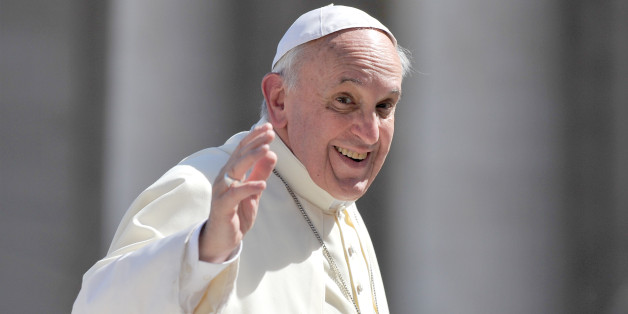 Pope Francis has said the Church can't 'interfere' with gays