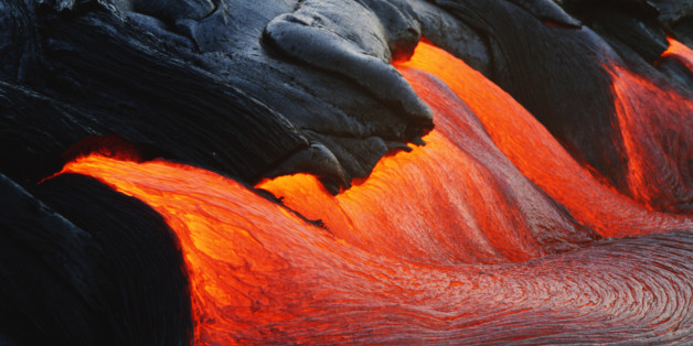 Hawaii Islands Created By Volcanic Extrusion New Study Says