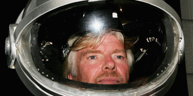 Richard Branson predicts hotels in space