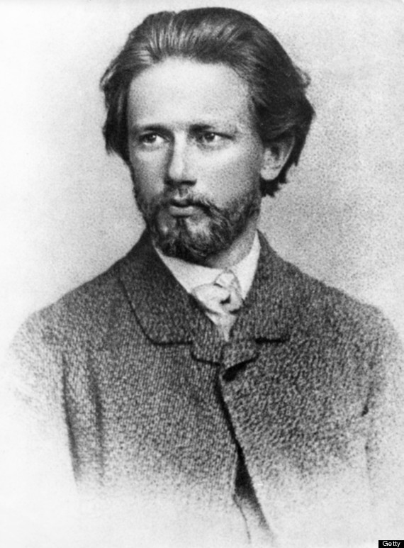 tchaikovsky portrait