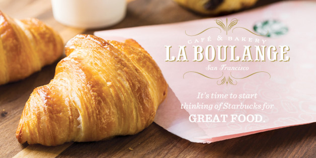 Starbucks' New La Boulange Menu Is Its Largest-Ever Investment In Food (PHOTOS)