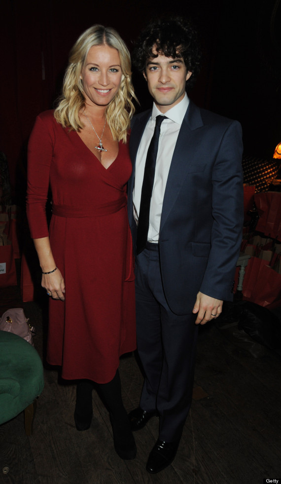 denise van outen lee mead