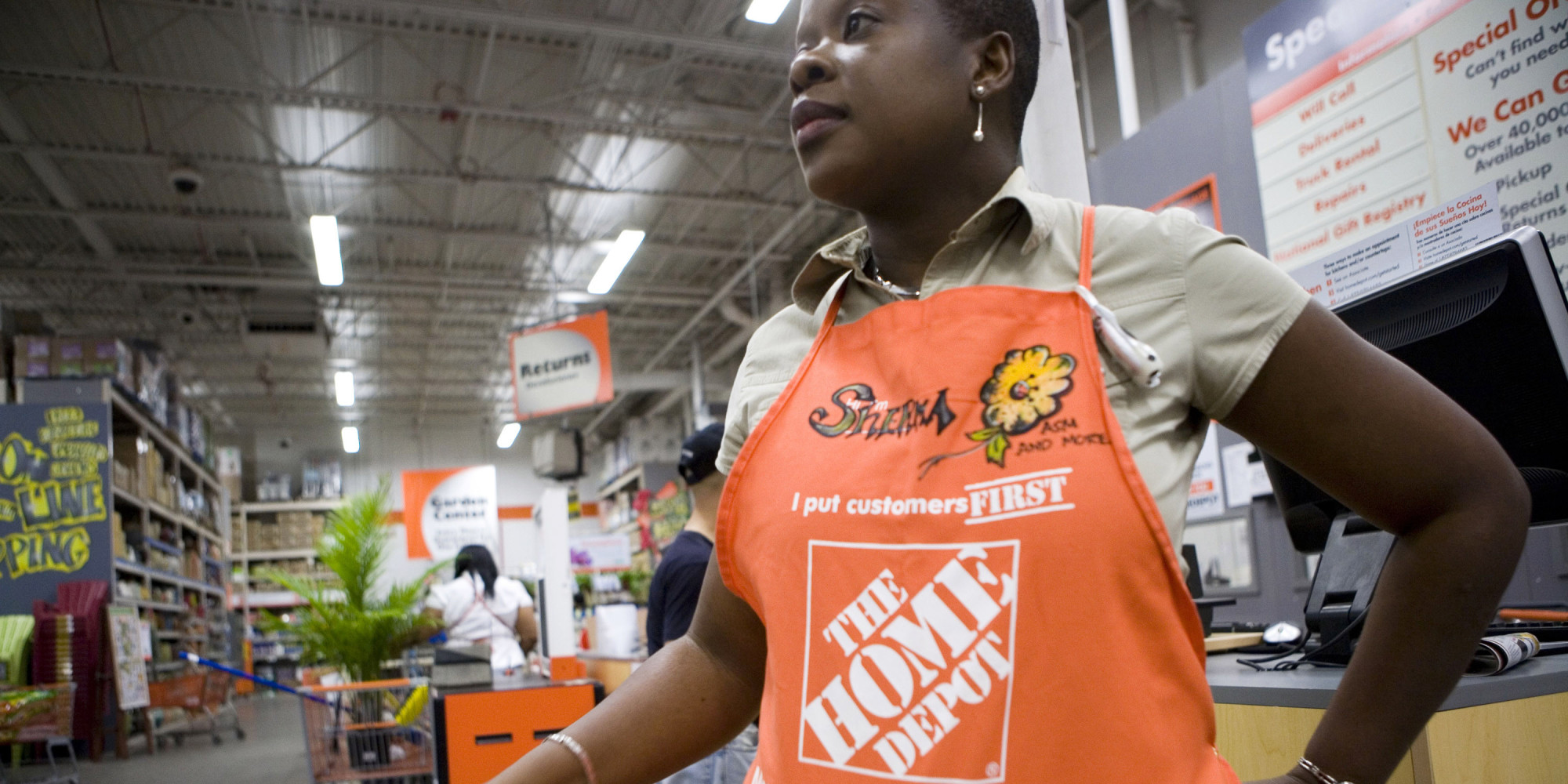 Home Depot Shifts Coverage For Part Time Workers To Obamacare