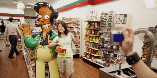 & Is It Time To Retire Apu? | HuffPost